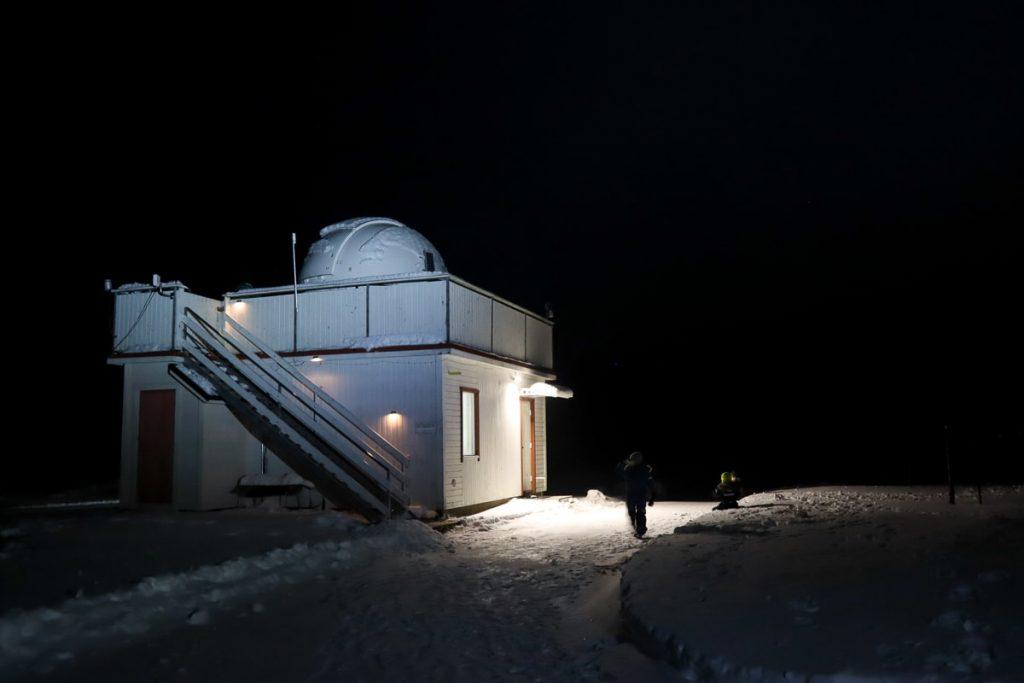 Hankasalmen observatoria / Murtoinen
