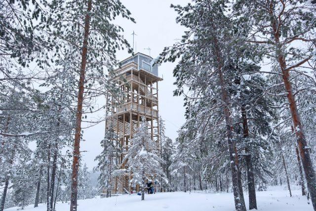 Häähninmäki / tornimökki / näkötorni