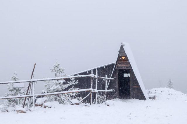 Lampivaaran ametistikaivos / Pyhä-Luoston kansallispuisto