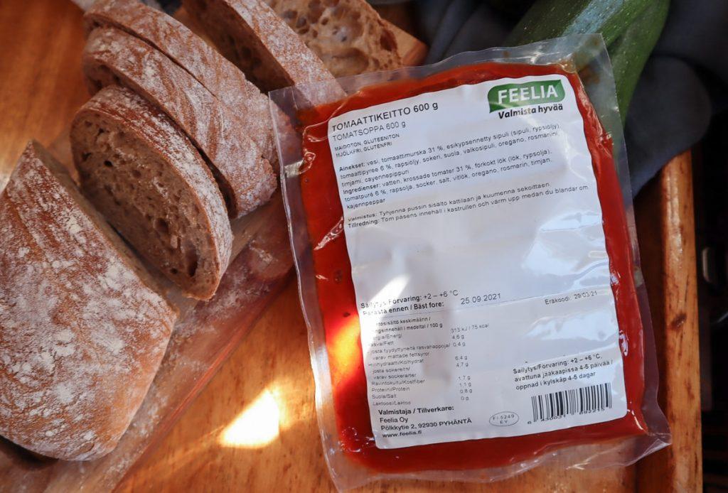Feelia / Tomaattikeitto