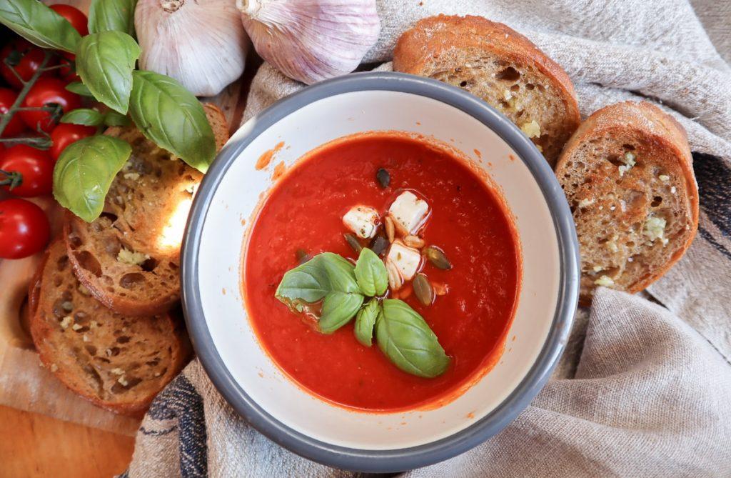 Tomaattikeitto / Feelia