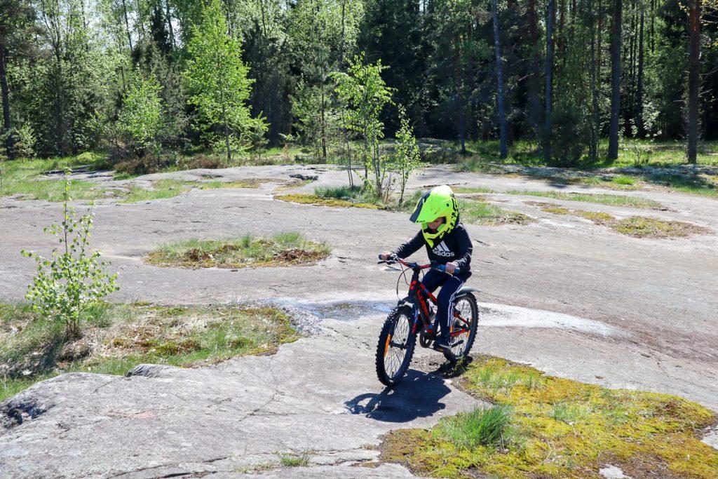 Maastopyöräily / Kopparnäs