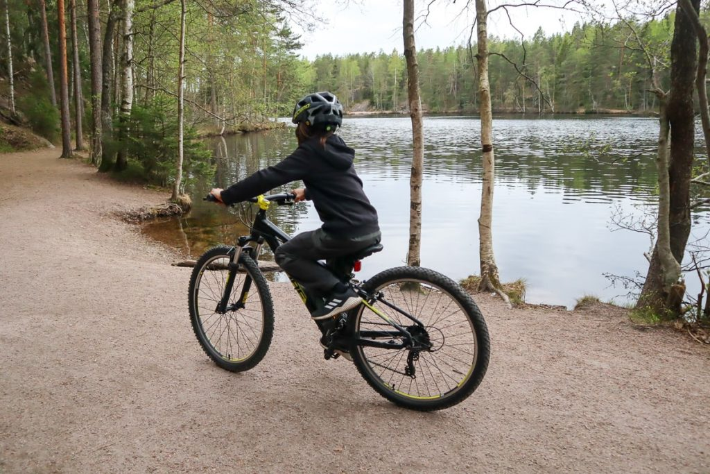 Luukki / pyöräily