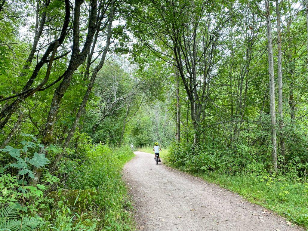 Pyöräloma Espoossa