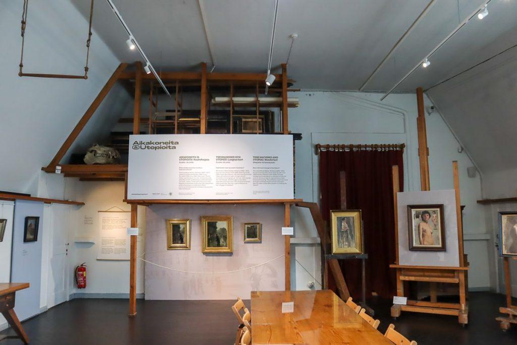 Tarvaspää / Gallen-Kallelan Museo