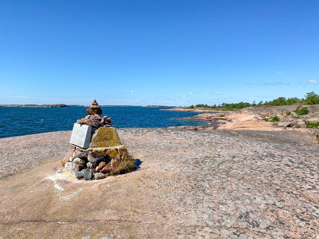 Tulliniemi / Uddskatan / Suomen eteläisin piste