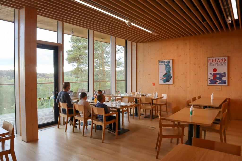 Ravintola Haltia / Nuuksio