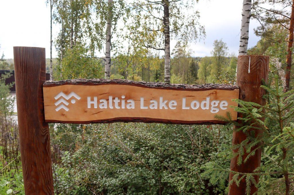 Haltia Lake Lodge / Nuuksio