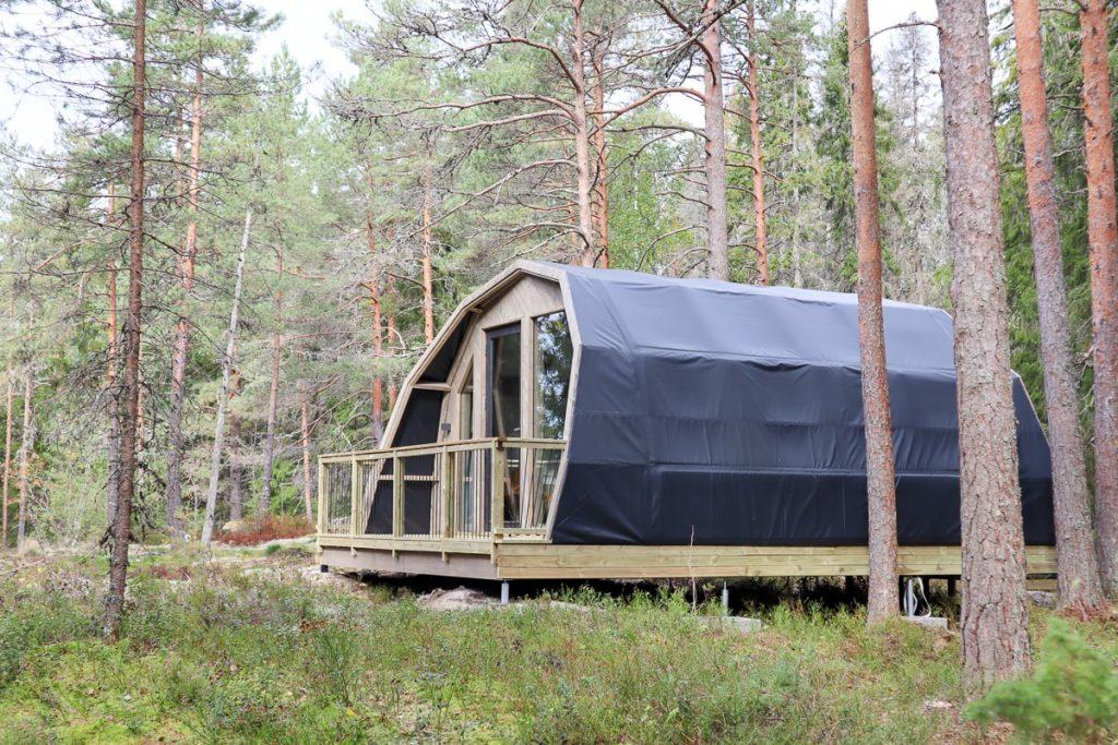 Haltia Lake Lodge / Lodge Glamping / Nuuksio