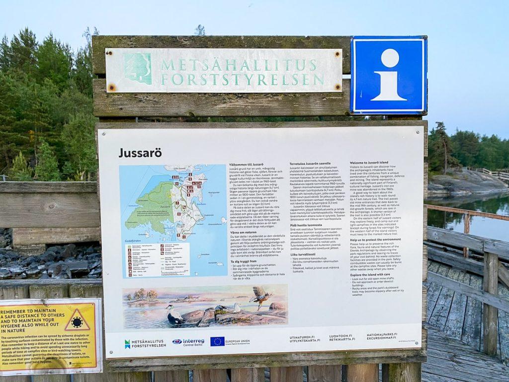 Jussarö / Tammisaaren kansallispuisto