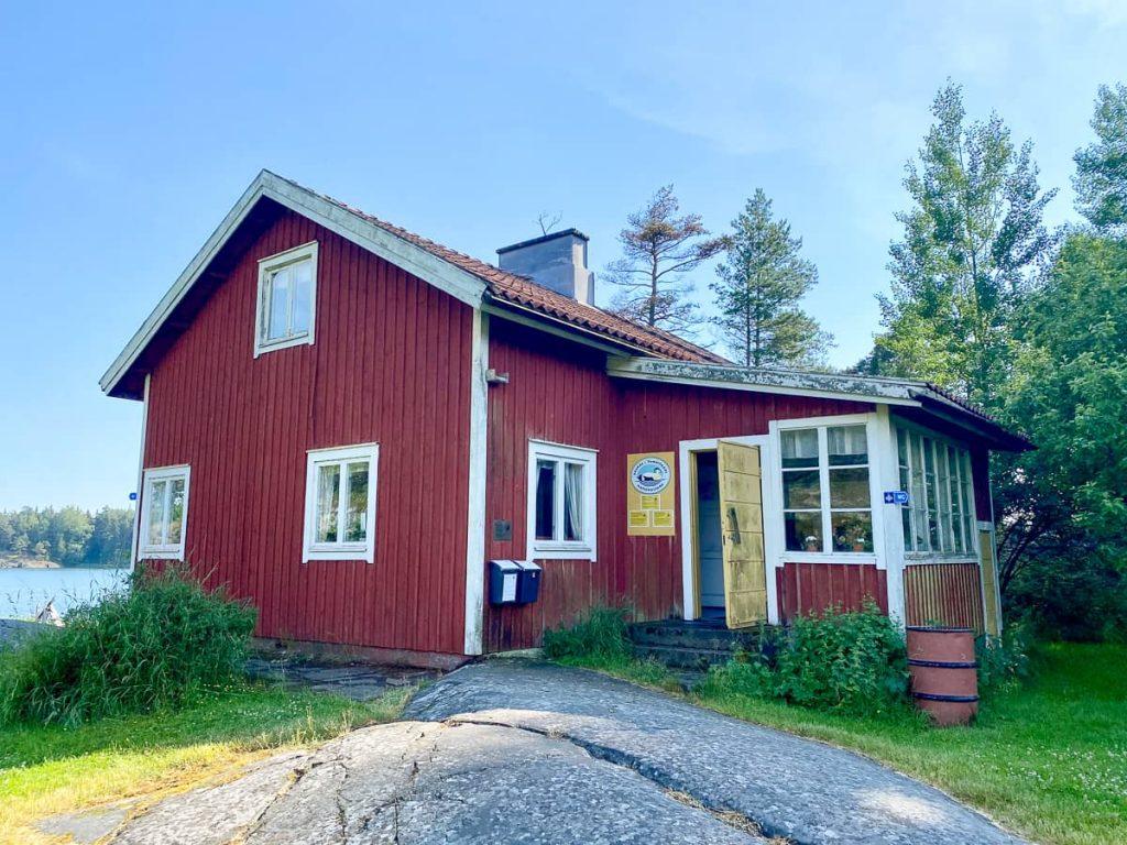Rödjan / Älgö / Luontotupa / Tammisaaren kansallispuisto