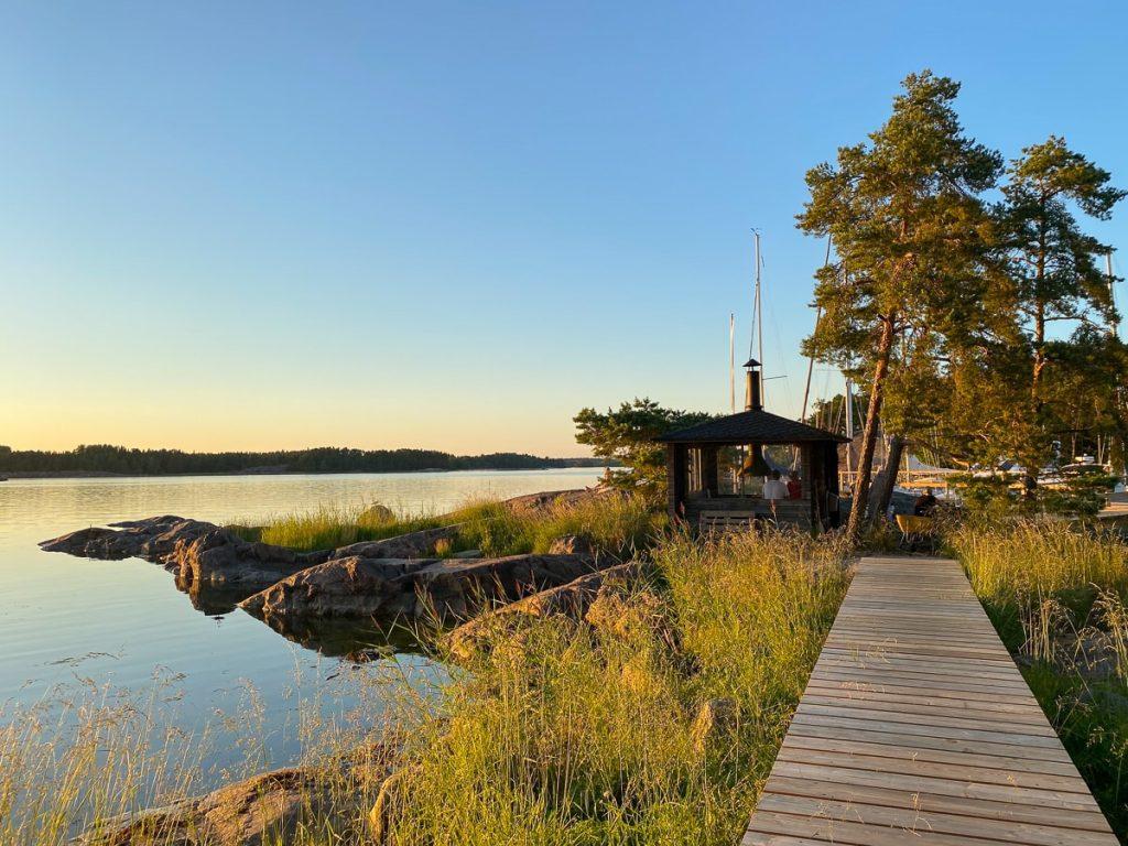 Retkisatama / Stora Halsö / Inkoo / UUVI