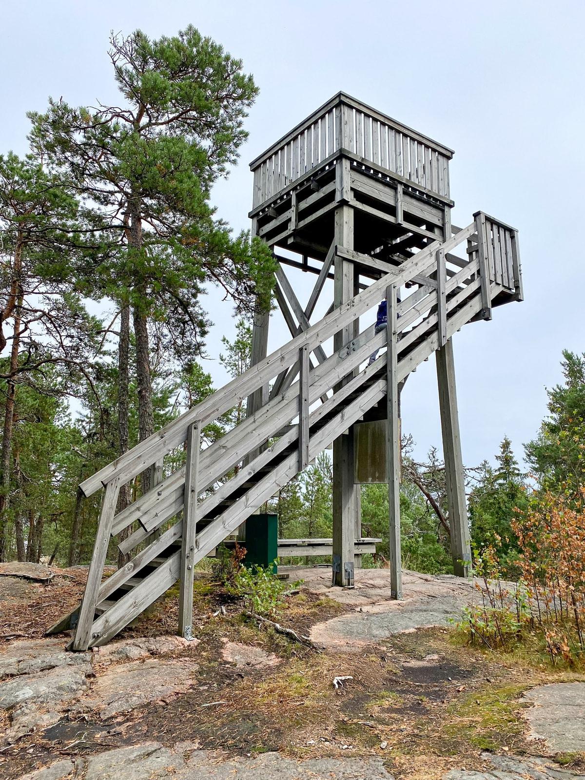 Stora Herrö / näkötorni / Espoo
